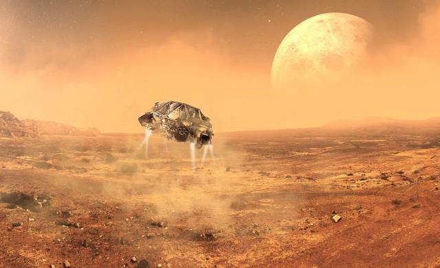 Кога ще има градове на Марс?