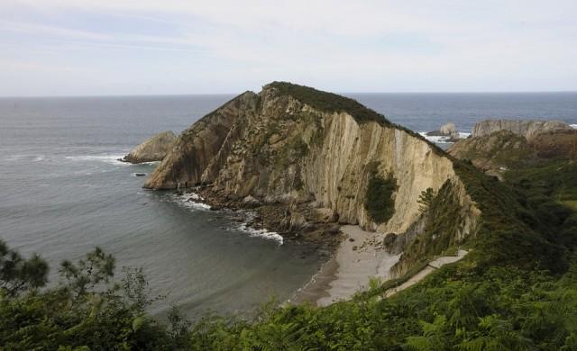 Невероятни испански плажове, скрити от погледа на туристите