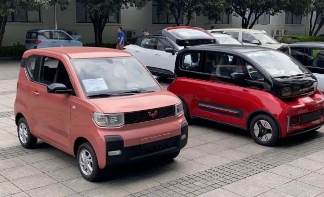 Коя е китайската компания, която продава повече коли от Tesla