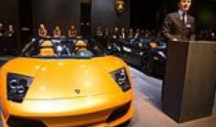 Lamborghini представи нов по-лек и бърз модел