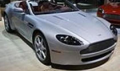 Ford продава Aston Martin за 850 млн. долара