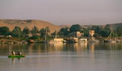 Дунав попада в