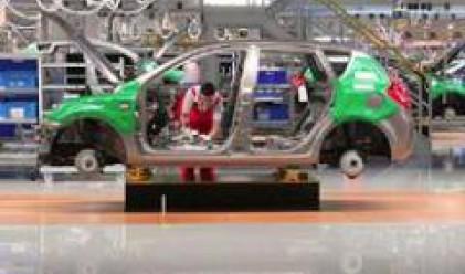 Новият завод на КИА в Словакия с рекордно производство