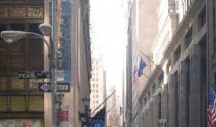 Dow Jones падна с близо 316 пункта в петък