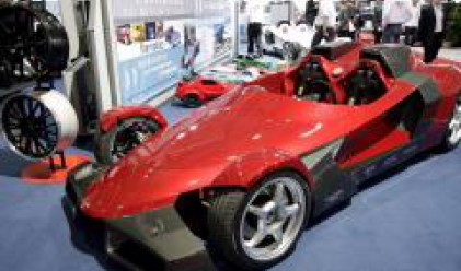 Откриват 78-то международно автомобилно изложение