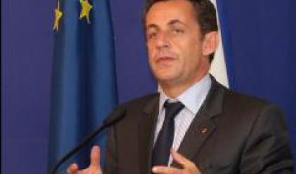 Саркози ще защитава Сосиете женерал в случай на външна заплаха