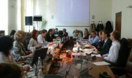Първият мониторингов диалог между Евростат и България проведоха в МФ