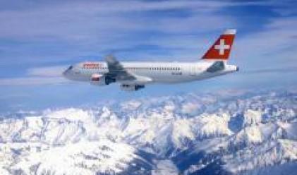 Swiss пуска полети между София и Цюрих