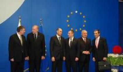 Станишев на втора работна среща на пролетния ЕС в Брюксел