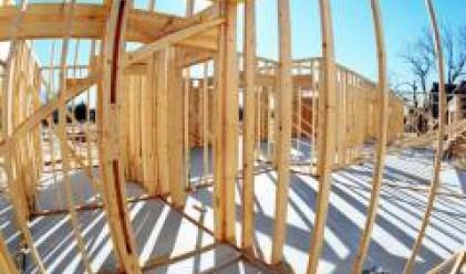 Спад при началното жилищно строителство в САЩ, разрешителните с 16-годишен минимум