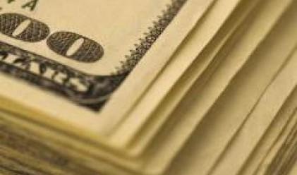 Продължение на растежа на долара в първия ден от новата седмица