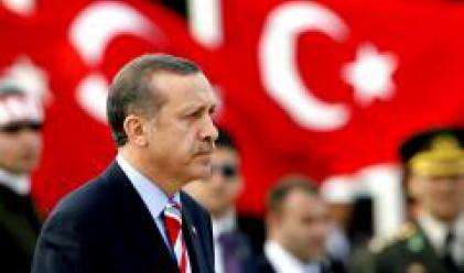 Турският премиер Реджеп Тайип Ердоган пристига у нас