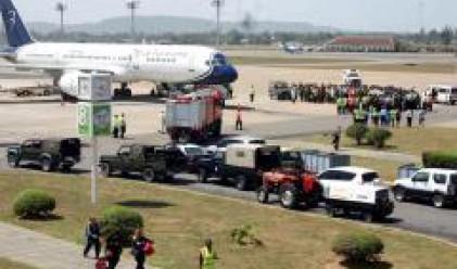 Първите пътници пристигнаха на новият терминал на Хийтроу