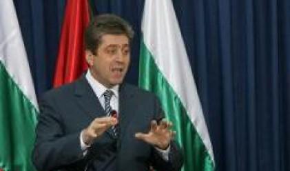 Първанов: Скандалът в МВР е на изключително ниско ниво