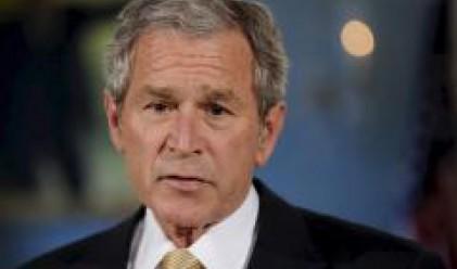 Джордж Буш започва прощална обиколка в Европа