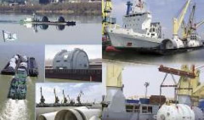 Параходство Българско речно плаване превози 1.38 млн. тона товари през 2007 г.