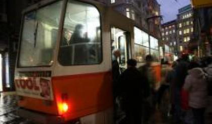 Билетите за градския транспорт в София по левче от 1 май