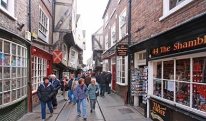 Определиха най-красивата улица във Великобритания