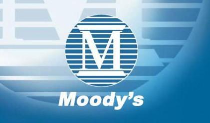 Moody's: Отрицателна перспектива за българските банки
