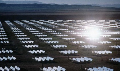 САЩ ще черпят до 10 % от енергията си от слънчеви батерии
