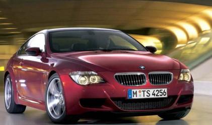 Спад с 36.4% на печалбата на BMW през 2009 г.