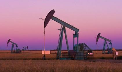 Петролът се понижи с близо долар на световните пазари