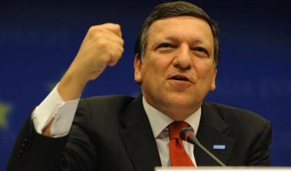 Барозу: ЕС е готов да отпусне помощ на Гърция