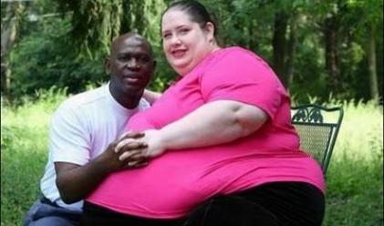 Американка яде и мечтае да стане най-дебелата жена в света