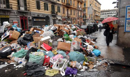 България с най-лошо управление на отпадъците в ЕС