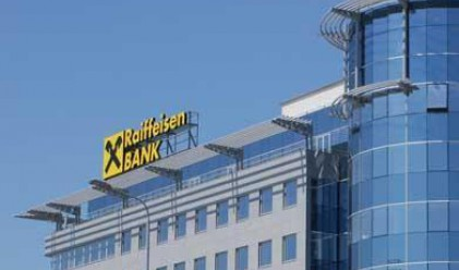 Печалбата на Reiffeisen пада със 78% през 2009 г.