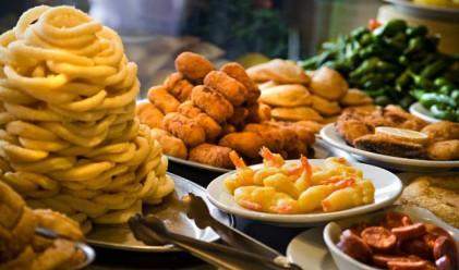 В Испания ядат на половин цена в дъждовните дни