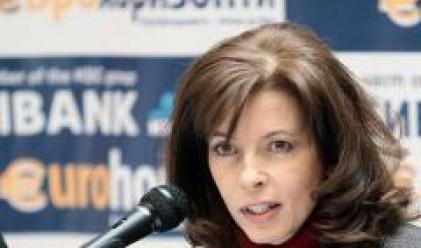 Цв. Бориславова е натрупала активи за 1 млрд. лв. за 9 г.
