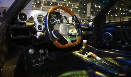 Застраховател плаща рекордна сума заради спортна кола
