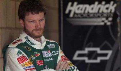 Ърнхард е най-добре платеният пилот в NASCAR