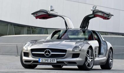 Новият модел на Mercedes вече отнема клиенти от Porsche