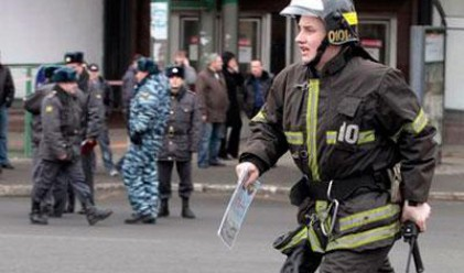 Москва е в паника- първи кадри
