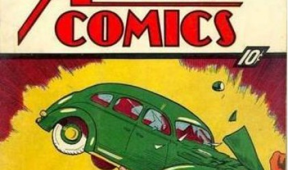 Комиксът със Супермен отново счупи рекорда