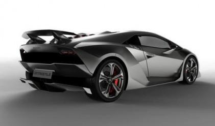Новото Lamborghini вдига 100 km/h за 2.9 секунди