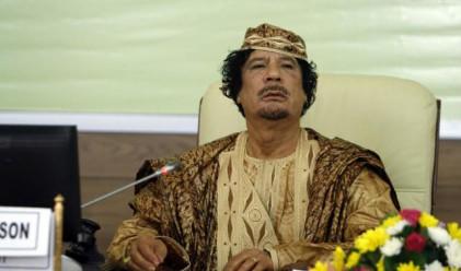 Кадафи иска закриването на Швейцария