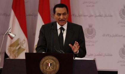 Мубарак може да бъде съден за корупция