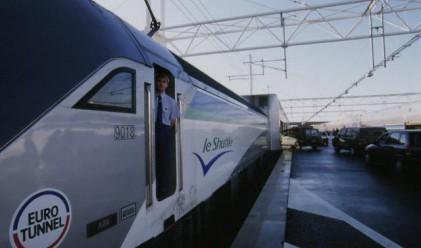 Eurotunnel с 57 млн. евро загуба за 2010 г.