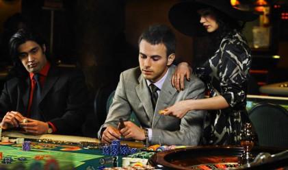 Женското докосване отказва мъжете от хазарта