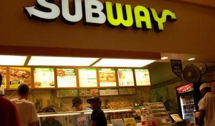 Subway изпревари McDonalds по брой на ресторантите