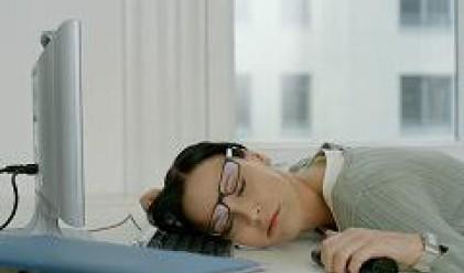 Екранът на компютъра пречи на съня