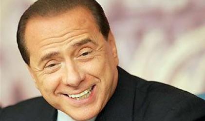 Берлускони похарчил 34 млн. евро през 2010 г.