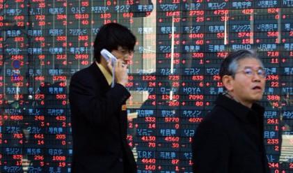 Японският индекс Nikkei се срина с 6.2% днес