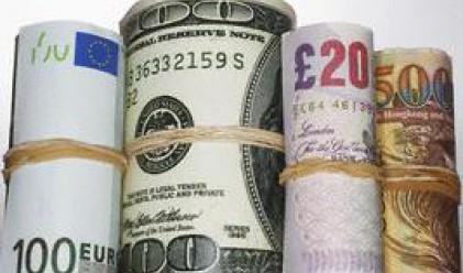 Сред валутите също трудно се намира вече убежище
