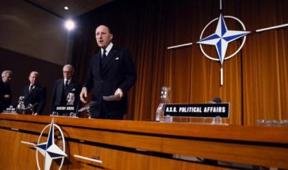 НАТО се готви за военна намеса в Либия