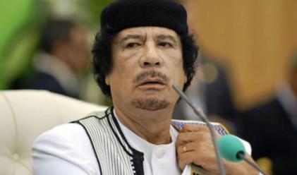 Кадафи отваря складовете за оръжие, иска отмъщение