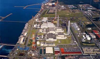 Япония подава ток едновременно на 4 реактора